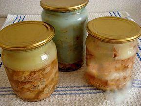 Carne de porc în suc propriu la borcan - ideală când nu aveți timp suficient pentru prepararea cinei! - Bucatarul