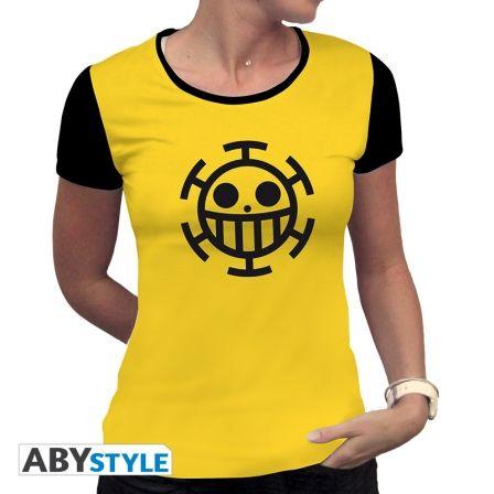 ONE PIECE T-shirt Trafalgar Law femme http://www.abystyle.com/fr/t-shirts-femme/1274-one-piece-tshirt-trafalgar-law-femme.html