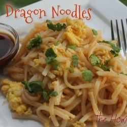 Thai Dragon Noodles by TheHomeHeart