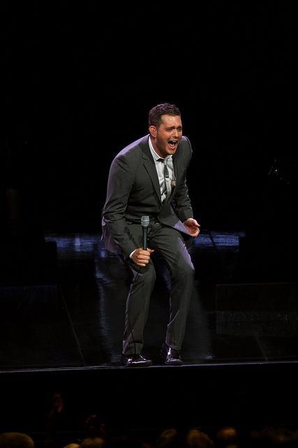 All sizes | Michael Buble Crazy Love Tour | Flickr - Photo Sharing!