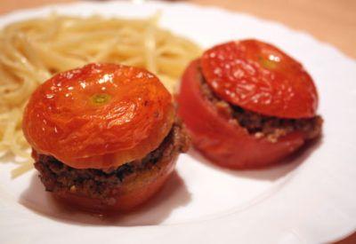 Фаршированные помидоры » Аппетитно: кулинарные рецепты