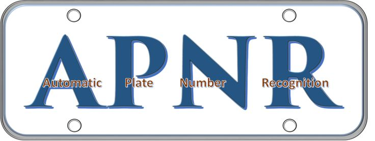 APNR - Automatic Plate Number  Recognition
