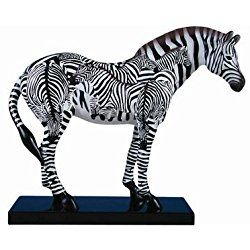 Trail of Painted Ponies Zebra Incognito 1524 Janee Hughes