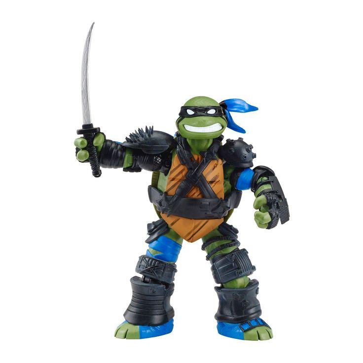 Tales of the Teenage Mutant Ninja Turtles - Super Shredder Super Ninja Leo