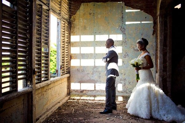 Nikolaus Price and Anna-kaye  Vintage Chic Destination Wedding in Port Royal, Jamaica - Munaluchi Bridal Magazine