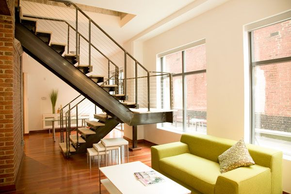 Floating Style Stairs Interior Design - Home Design | Interior Design | Exterior Design | Office Design | Bedroom Designs