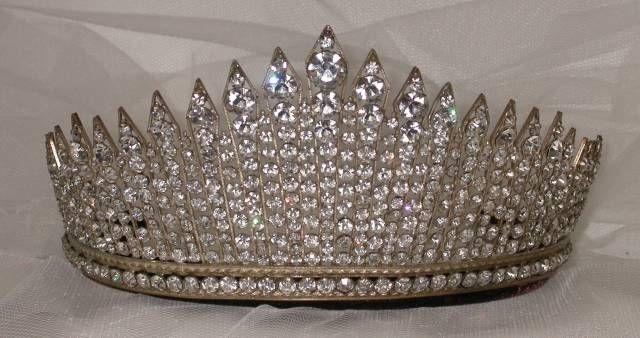 Queen Alexandra Kokoshnik tiara