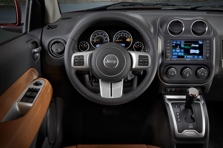 2015 Jeep Compass Specs Photos