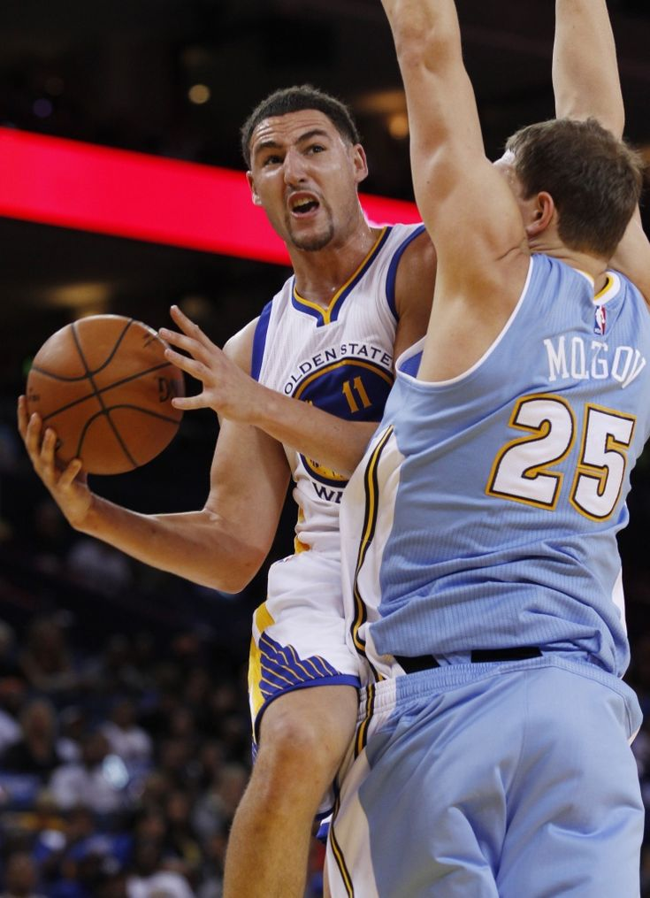 Klay Thompson's work ethic earns maximum contract extension with Warriors