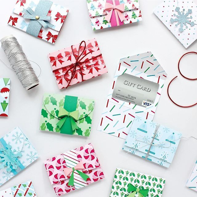 Im Super Giddy About The Project Im Sharing Onthihmblog Today Gift Card Holder Template Gift Card Holder Diy Gift Card Template