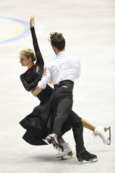 Gabriella Papadakis and Guillaume Cizeron Photos - ISU World Team Trophy - Day 1 - Zimbio