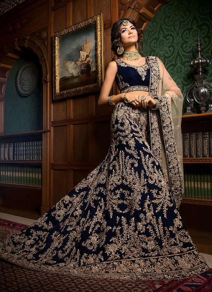 24 best wedding dressess images on Pinterest | India fashion, Desi ...