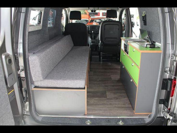584 best evalia camper images on pinterest nissan. Black Bedroom Furniture Sets. Home Design Ideas