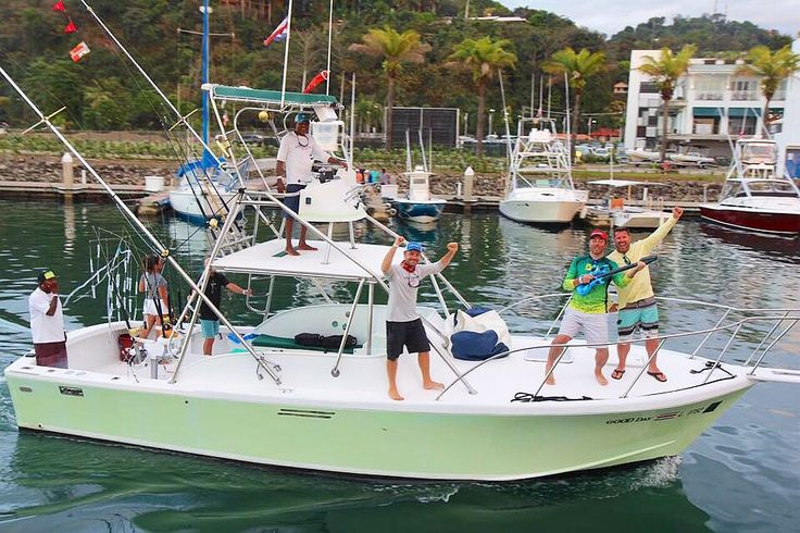 Calling all Anglers to join a team for the Marina Pez Vela Open for 20th & 21st April in Quepos, Costa Rica.  We need 2 more anglers so contact us today if you would like to fish aboard the Tournament Winning boat, GOOD DAY!  Click the link below for more information!   http://www.marinapezvelatournaments.com/event/marina-pez-vela-open/