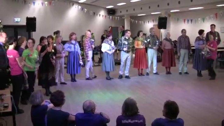 Mie Katoen Tilburg 13 dec 2014 Feest 35 jarig bestaan