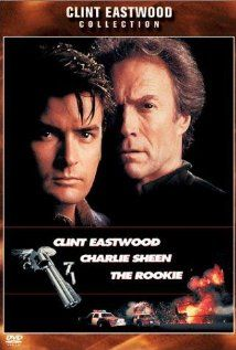 The Rookie (1990) Charlie and the man himself Clint Eastwood.