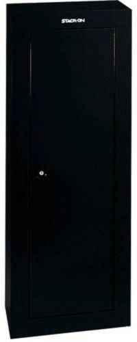 Stack On Long Hunting Tactical Steel Security Cabinet Safe Storage Double Door Locker