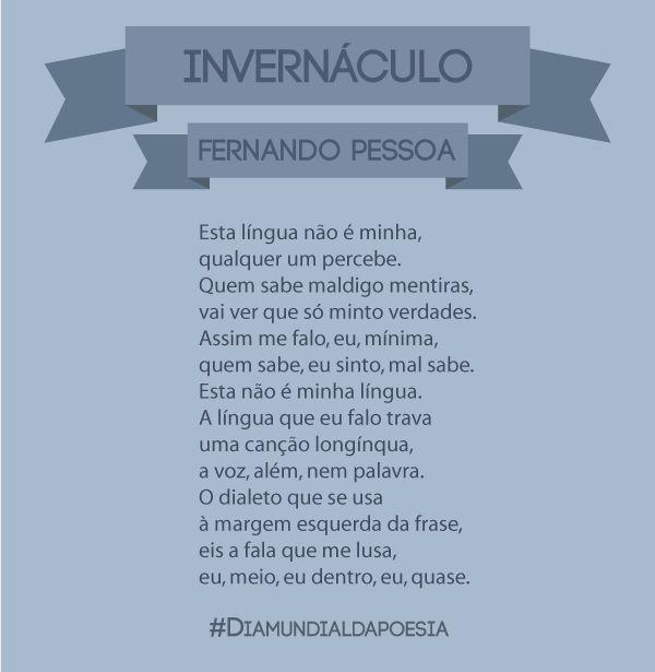 Invernáculo - Fernando Pessoa
