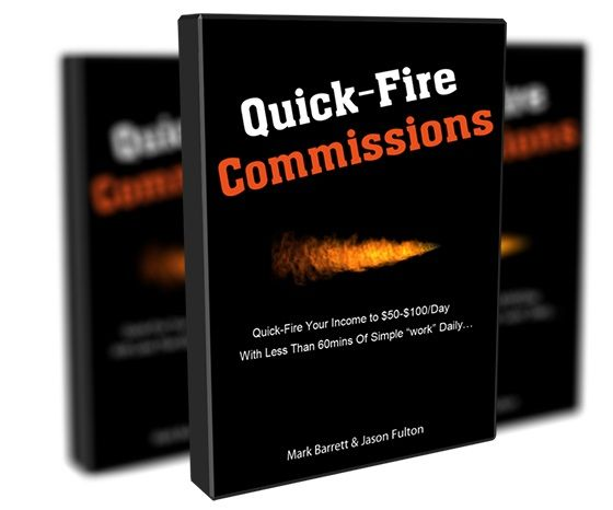 Honest Quick Fire Commissions Review - http://learnhowtoearnfromhome.com/honest-quick-fire-commissions-review