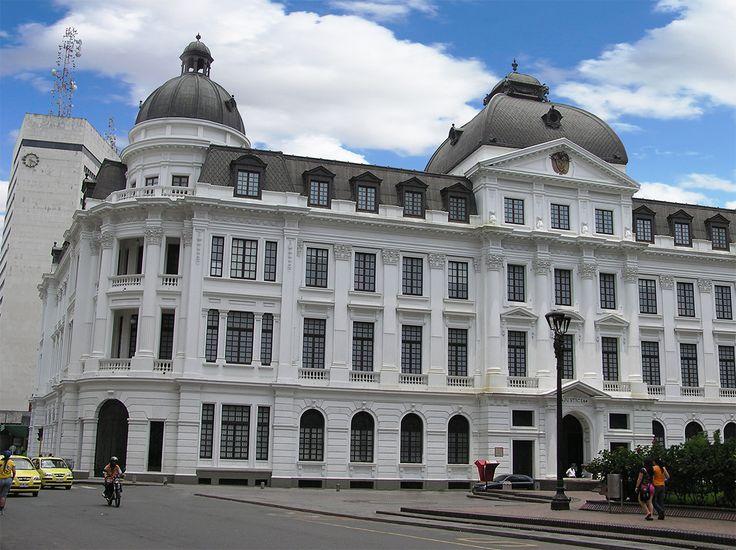 Palacio Nacional - Cali - antes