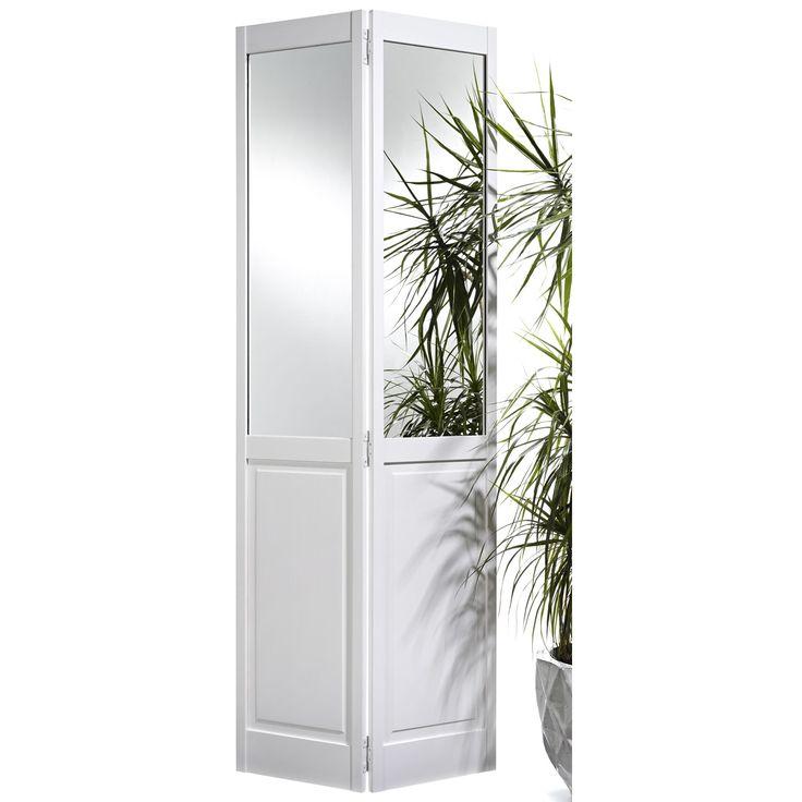 LPD Bi Fold Door with Mirror Panels – Next Day Delivery LPD Bi Fold Door with Mirror Panels