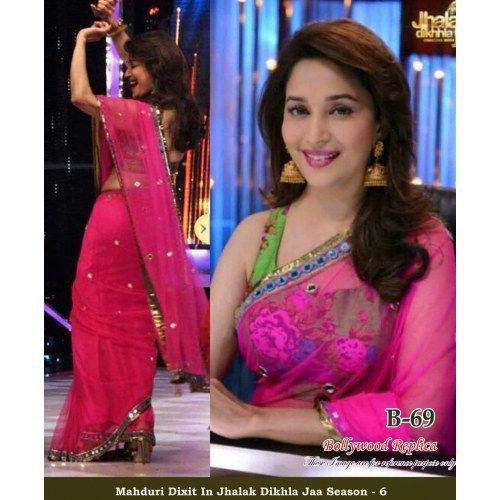 Madhuri Dixit  Designer Saree