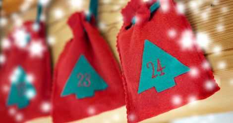 Book Riot's Literary Advent Calendar. From December 1st to the 25th, Book Riot has Christmas stories, poems and essays for all your bookish needs.