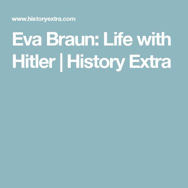 Eva Braun: Life with Hitler | History Extra