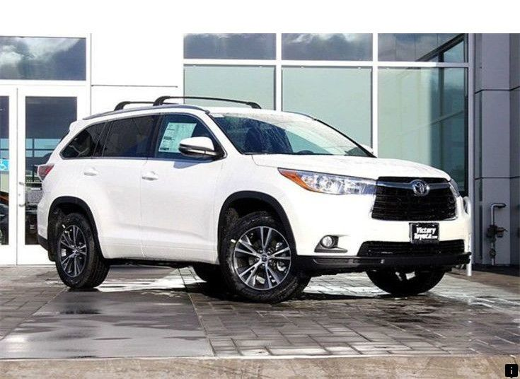 2019 Toyota Highlander Limited Suv Latest Information About Toyota Cars Release Date Redesign And Rumors Our Coverage Also Includes Specs And Pricing Info Di 2020