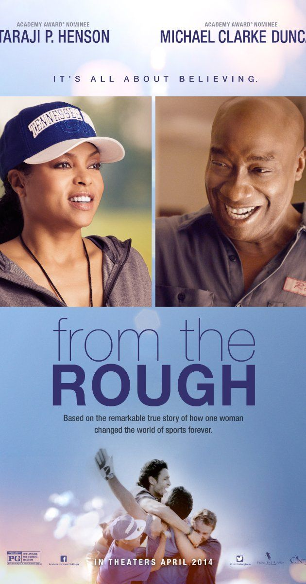 Directed by Pierre Bagley.  With Tom Felton, Taraji P. Henson, Michael Clarke Duncan, Henry Simmons. Dr. Catana Starks made history as the first woman and the first African American woman to coach a men's college golf team.