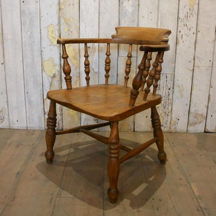 Solid oak reclaimed Captain's chair for sale on SalvoWEB from Architectural  Forum, London [Salvo - 85 Best Furniture - Reclaimed & Antique For Sale Images On