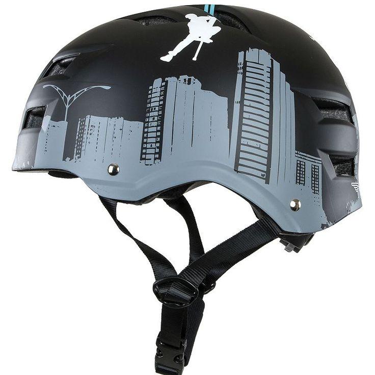 Flybar Graphic Multi-Sport Helmet, Multicolor
