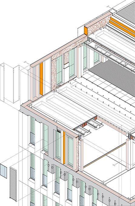 LCT ONE en Dornbirn, Austria. TECTÓNICA 41 monografíasdearquitectura, tecnología yconstrucción