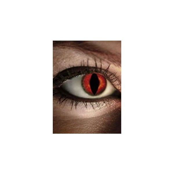 Naruto Contact Lenses ❤ liked on Polyvore featuring eyes