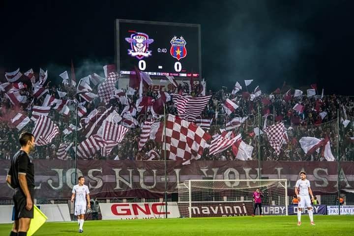 Ultras Rapid Bucharest