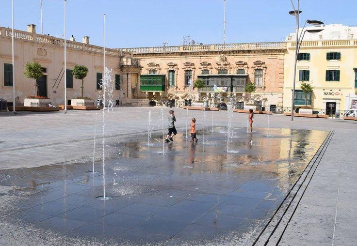Βαλέτα, Μάλτα ~ Ιούνιος 2016