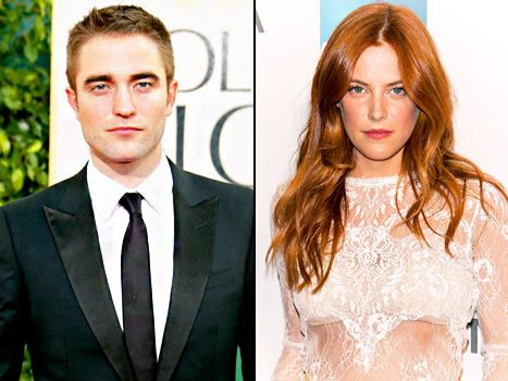 "Exclusive! Robert Pattinson has been has been ""hanging out and hooking up"" with longtime pal Riley Keough, whom he met through her mom, Lisa Marie Presley."