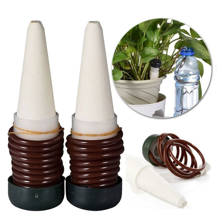 2Pcs Home Self Watering Probes Indoor Automatic Watering 400 x 300