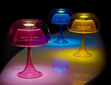 Aurelia Table Lamp LED Lighting Concept