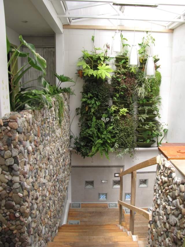 Vertical Garden Vertical Gardens Pinterest