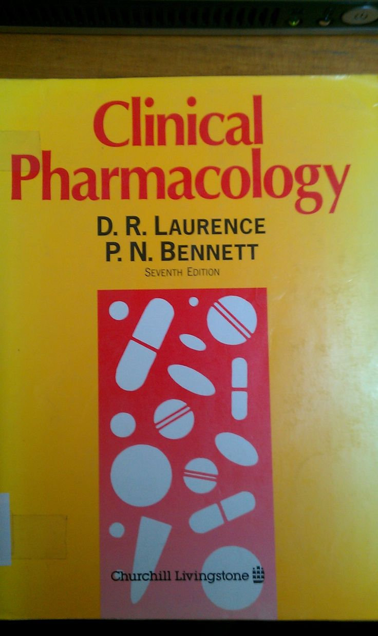 Clinical pharmacology / Laurence, R.  http://mezquita.uco.es/record=b1027911~S6*spi
