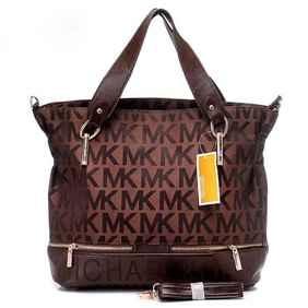 Micheal Kors Outlet Large Bag Coconut Brown-michael kors astor handbags