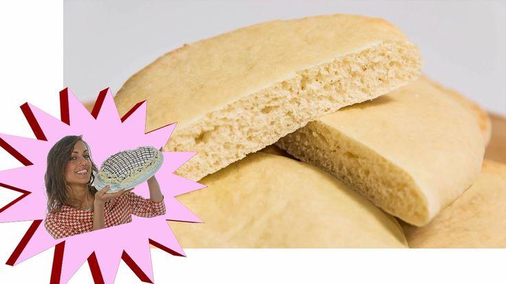 Pane Arabo - Pita - Fatto in casa - Le Ricette di Alice