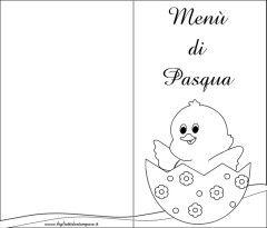 Biglietti Pasqua - Page 2 of 2 - Biglietti da stampare