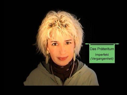 """Deutsche Grammatik: """"Präteritum"""" (mit Sonja Hubmann) - YouTube"""