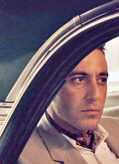al pacino/the godfather