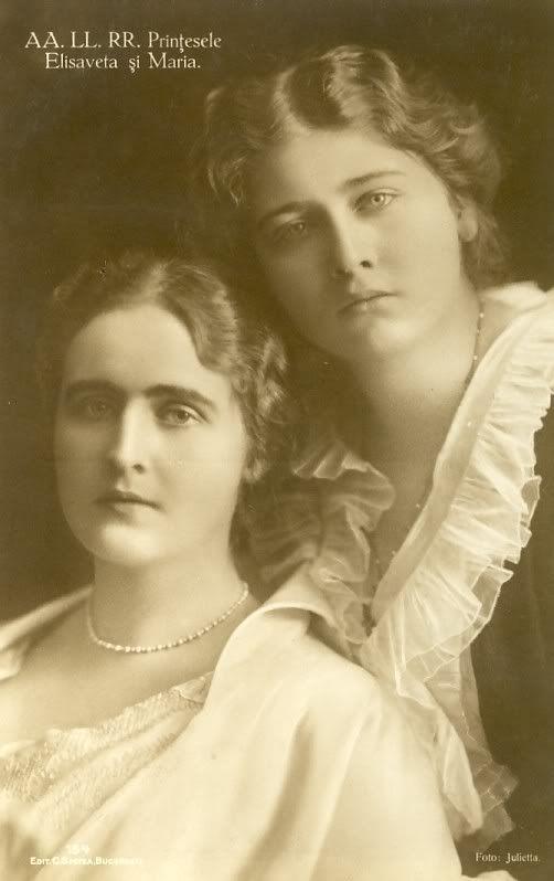 Elisabeth and Mignon