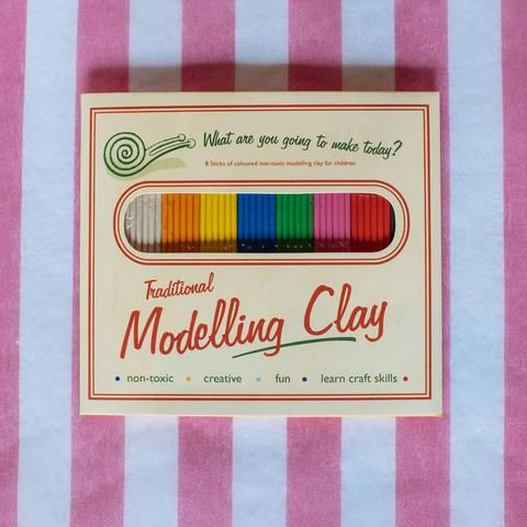 Modelling Clay For Children At Weddings