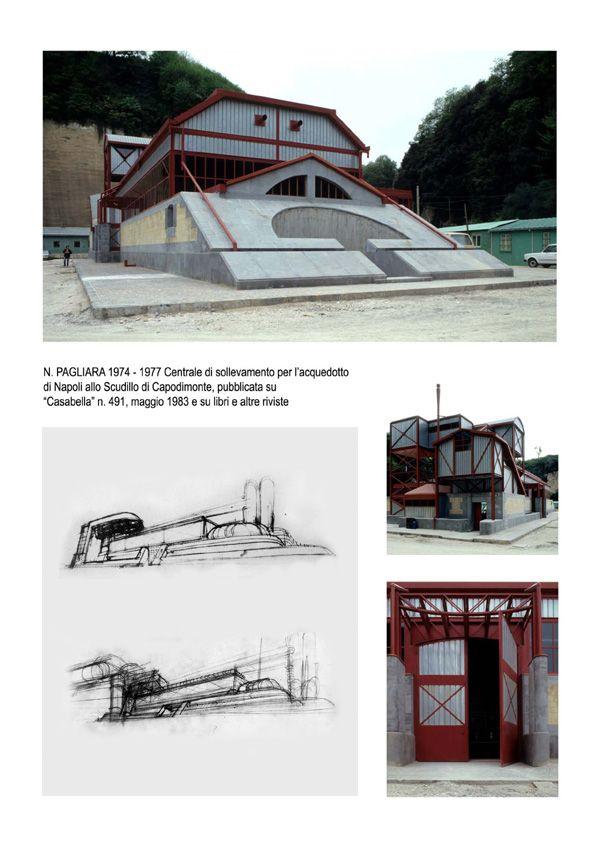 Centrale sollevamento AMAN « Prof. Architetto Nicola Pagliara