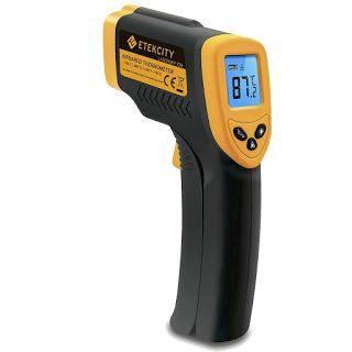Etekcity Lasergrip Non-contact Digital Thermometer